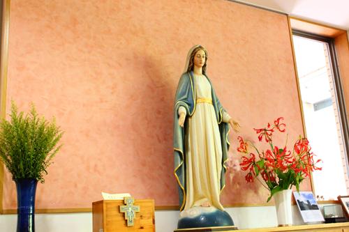 カトリック田園調布教会5 教会ウエディングのケータリング