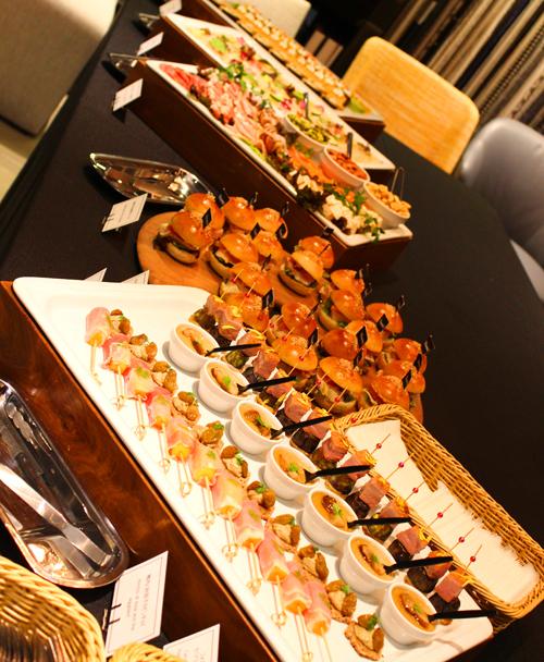 minotti catering 11 イタリアンビュッフェのケータリング
