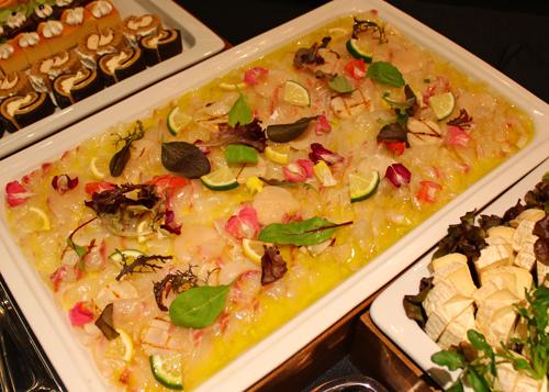 minotti catering 4 イタリアンビュッフェのケータリング