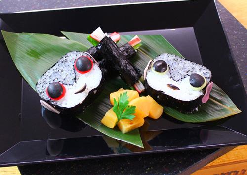ロボホン 日本橋三越本店で期間限定カフェの出店